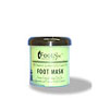 Foot mask with peppermint, euclayptus oil, and glycolic acid 480 ml