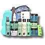 Starter kit for Foot Spa, all products in 240 ml bottles