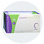 Gloves vinyl Safetouch powdered L 100 pk