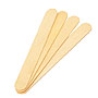 Spatulas wooden disposable 500 pk