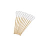 Cotton-tipped applicators 3 in. (100)