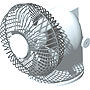 Ventilateur mini